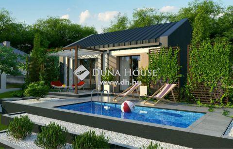 Eladó Ház, Bács-Kiskun megye, Kecskemét - Vacsiközben 51 m2-es, új, 4kW napelemes téglaház