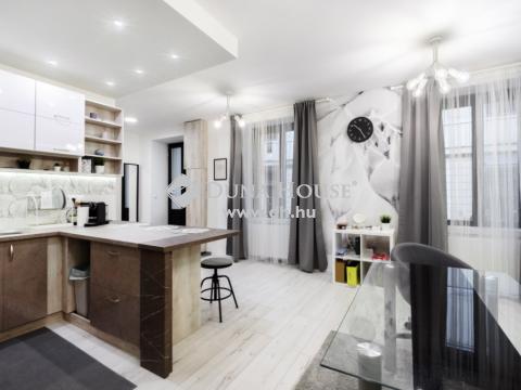 Eladó Lakás, Budapest - Corvin negyednél két hálós modern lakás
