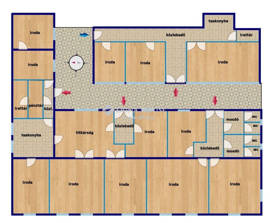 Eladó Ház, Fejér megye, Enying - vállalkozásra is alkalmas ház a központban