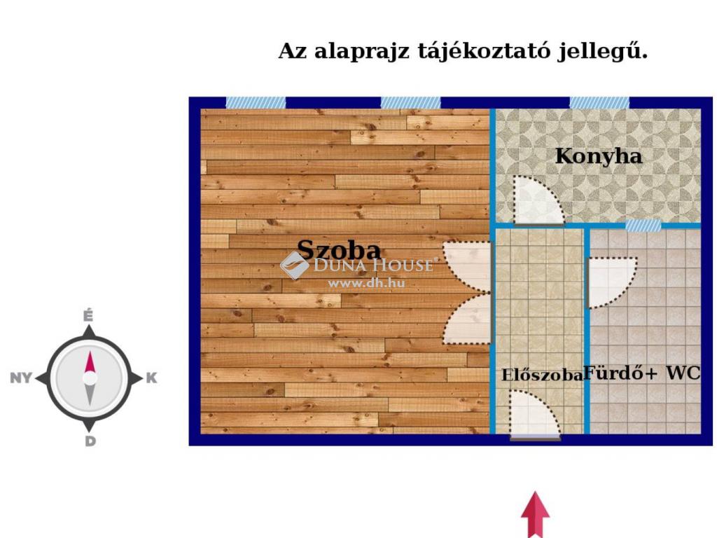 Eladó Lakás, Fejér megye, Székesfehérvár - Belvárosi polgári lakás