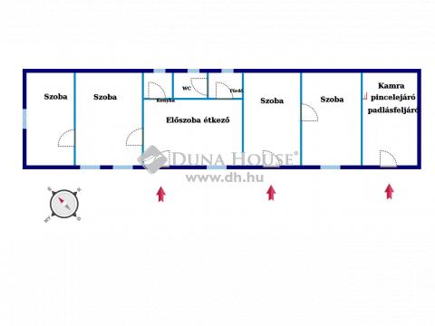 Eladó Ház, Pest megye, Vecsés - Vecsés csendes utcájában