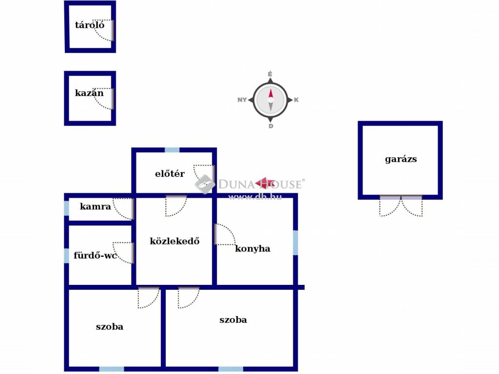 Eladó Ház, Nyíregyháza