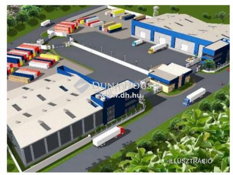Eladó Ipari, Bács-Kiskun megye, Kecskemét - Kecskeméti ipartelek a belvároshoz közel
