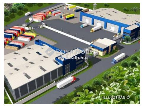 Eladó Ipari, Bács-Kiskun megye, Kecskemét - Nagy ipartelep Kecskeméten