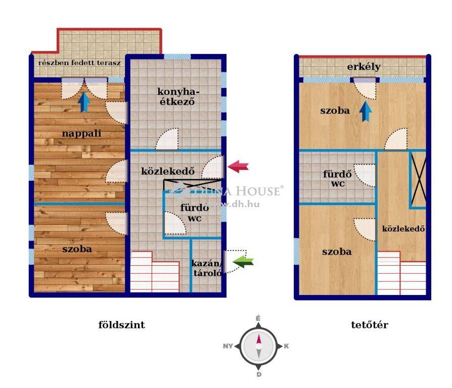Eladó Ház, Somogy megye, Siófok - Felújított családiház Siófokon