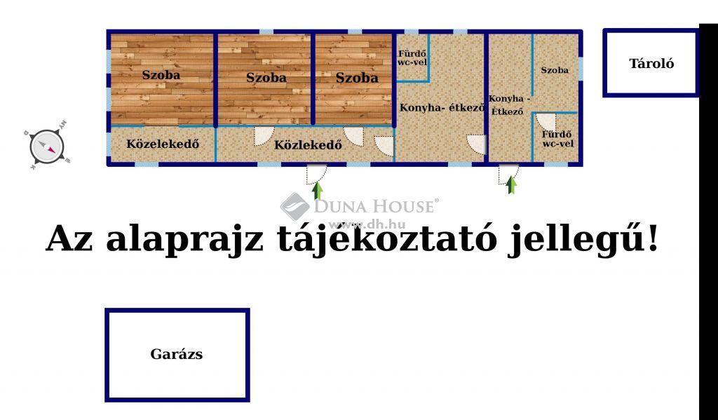 Eladó Ház, Pest megye, Sülysáp - Tápiósüly-i részen