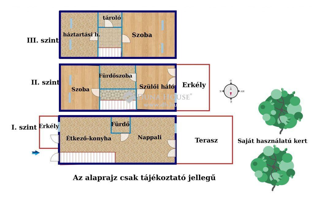 Eladó Lakás, Budapest 12. kerület - Mátyás király út - Svábhegy
